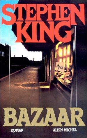 Bazaar Stephen King