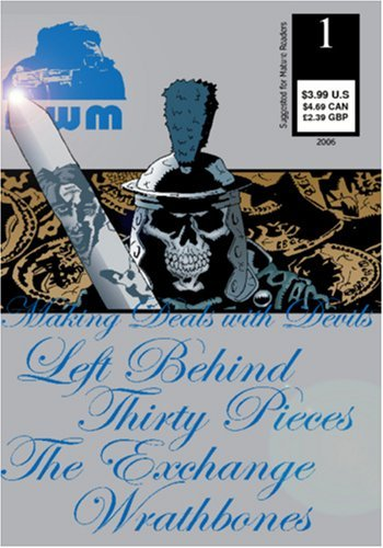 Left Behind/Thirty Pieces/The Exchange/Wrathbones  by  Chris Lynch
