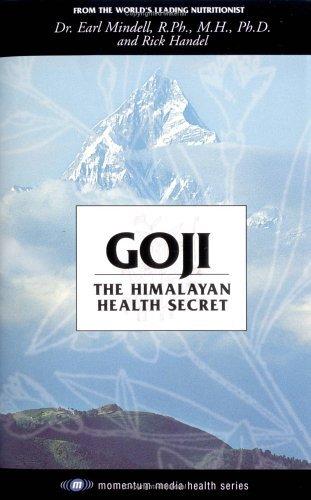 Goji: The Himalayan Health Secret  by  Earl Mindell