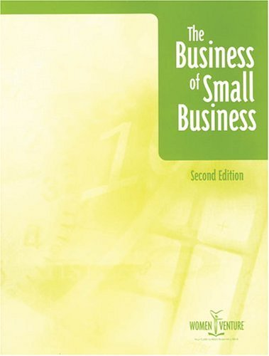 The Business of Small Business  by  Kathy Berlin
