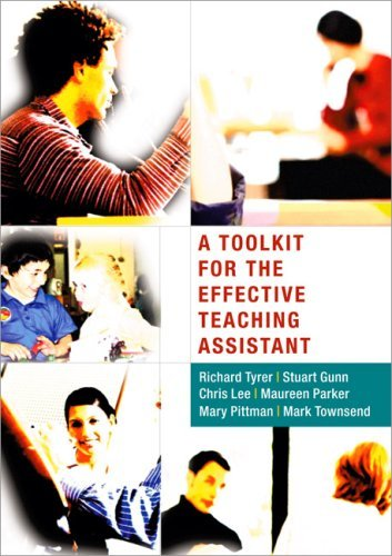 A Toolkit for the Effective Teaching Assistant Chris Lee