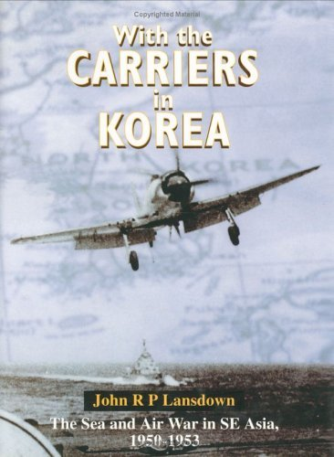 With the Carriers In Korea  by  John Landsdown