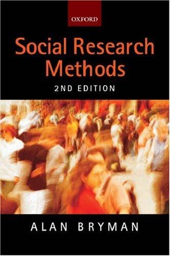 Handbook of Data Analysis Alan Bryman