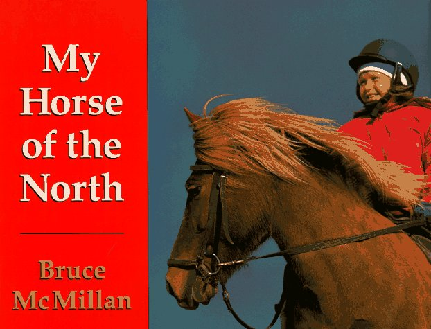 My Horse Of The North Was Titled Ic Elandic Pony  by  Bruce McMillan
