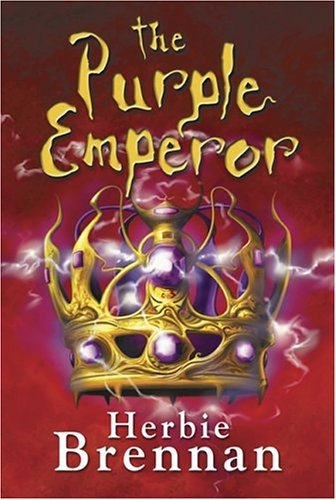 The Purple Emperor  by  Herbie Brennan