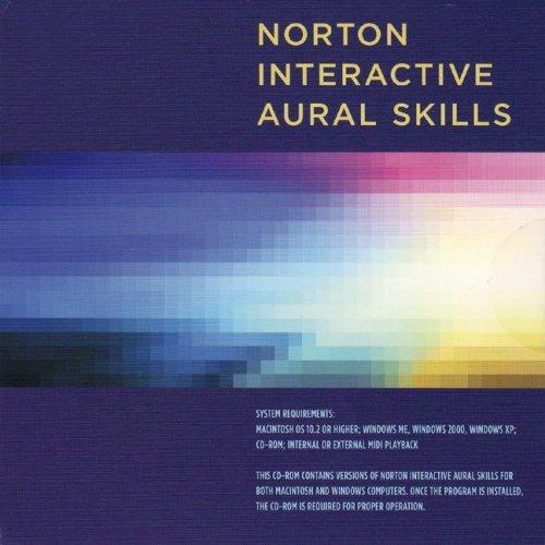 Norton Interactive Aural Skills Cd Rom Erik Lund