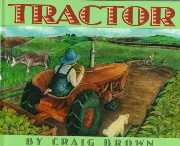 The Patchwork Farmer  by  Craig McFarland Brown