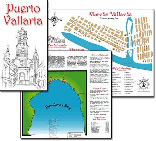 Puerto Vallarta Map Jerry Norberg