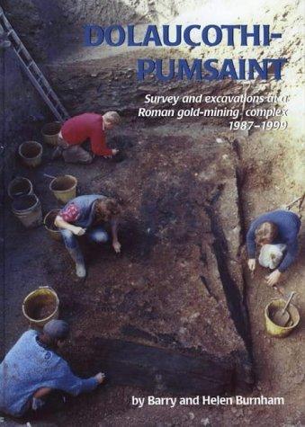 Dolaucothi Pumsaint: Survey And Excavations At A Roman Gold Mining Complex 1987 1999 Barry Burnham