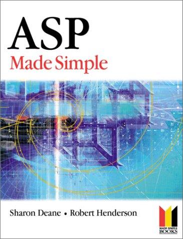 ASP Made Simple Sharon Deane