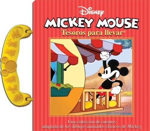 Tesoros para llevar Disney: Mickey Mouse: Carry Along Disney: Mickey Mouse, Spanish-Language Edition  by  Silver Dolphin En Espanol