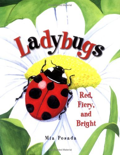 Ladybugs: Red, Fiery, and Bright  by  Mia Posada