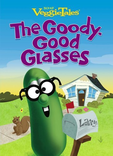 The Goody-Good Glasses  by  John Trauscht
