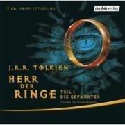 Die Gefährten (Der Herr der Ringe #1)  by  J.R.R. Tolkien