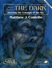 Alone Against the Dark  by  Matthew J. Costello