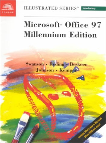 Microsoft Office 97 Illustrated - Millennium Edition  by  Marie L. Swanson