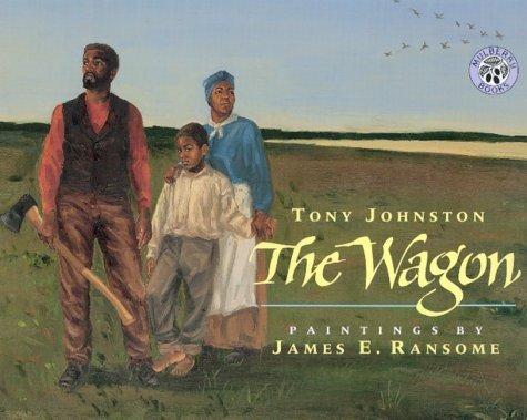 The Wagon  by  Tony Johnston
