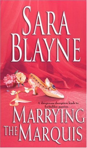 Marrying The Marquis  by  Sara Blayne