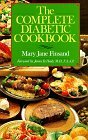 The Complete Diabetic Cookbook  by  Mary Jane Finsand