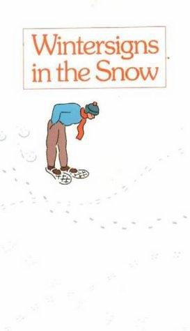 Wintersigns In The Snow Gerald Cox