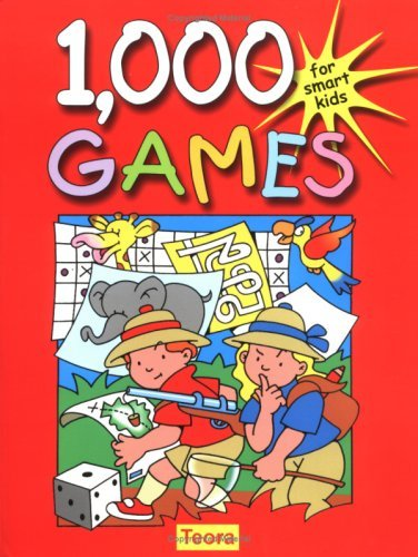 1000 Games For Smart Kids Teora