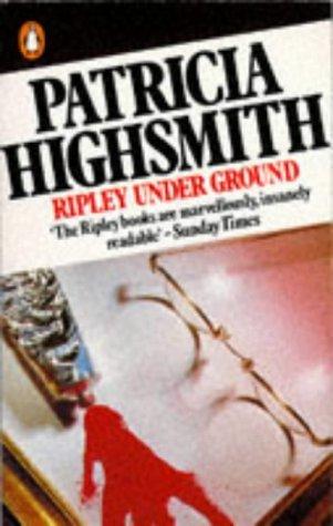 Ripley Under Ground (Ripley, #2)  by  Patricia Highsmith