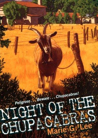 Night Of The Chupacabras Marie G. Lee