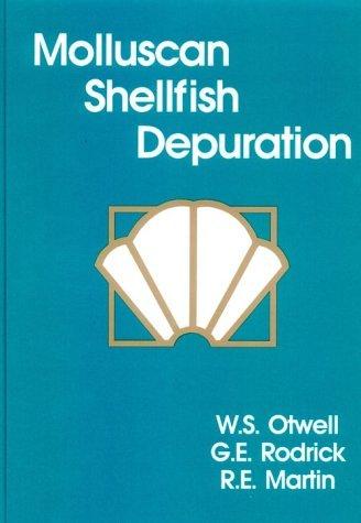 Molluscan Shellfish Depuration W.S. Otwell