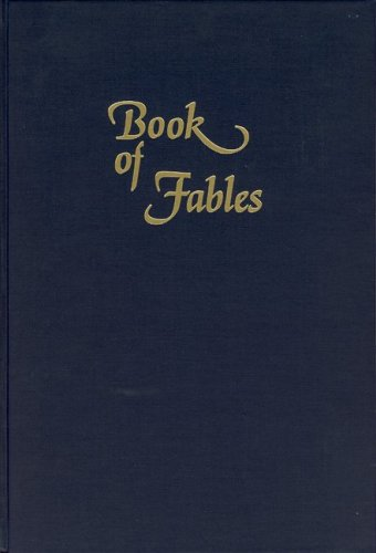 Book Of Fables: The Yiddish Fable Collection Of Reb Moshe Wallich, Frankfurt Am Main, 1697 Eli Katz
