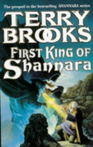 First King Of Shannara Terry Brooks