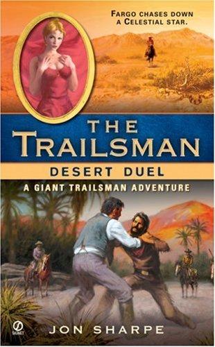 Desert Duel  by  Jon Sharpe