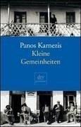 Kleine Gemeinheiten  by  Panos Karnezis