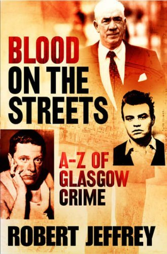 Blood On The Streets Robert Jeffrey