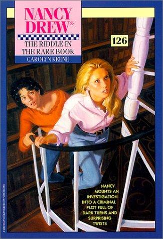 The Riddle in the Rare Book (Nancy Drew, #126) Carolyn Keene