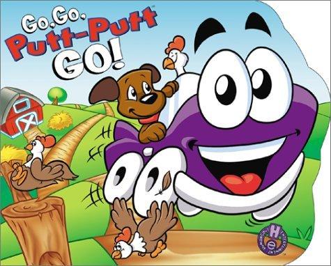 Go, Go, Putt Putt, Go!  by  Laurie Bauman Arnold