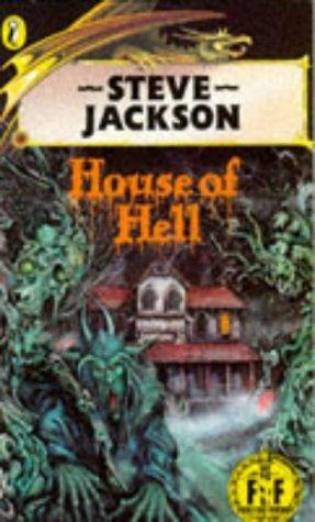 House of Hell (Fighting Fantasy, #10) Steve   Jackson
