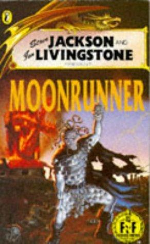 Moonrunner (Fighting Fantasy, #48) Steven Hand