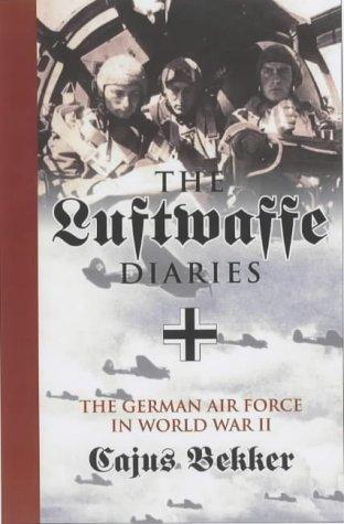 The Luftwaffe Diaries Cajus Bekker