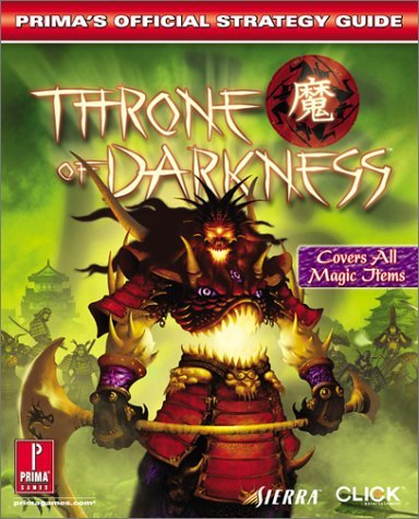 Throne of Darkness  by  IMGS Inc.