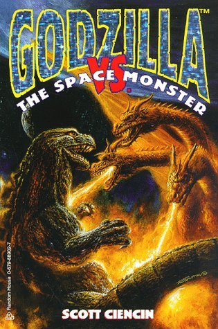Godzilla Vs. the Space Monster (Classic Godzilla , No 3) Troy Denning