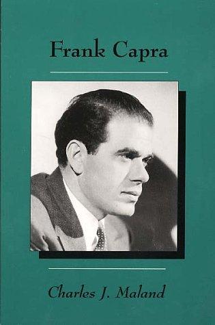 Frank Capra Charles J. Maland