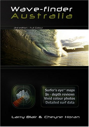 Wave Finder Surf Guide Australia  by  Cheyne Horan