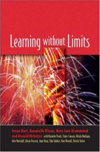 Learning Without Limits  by  Susan Hart