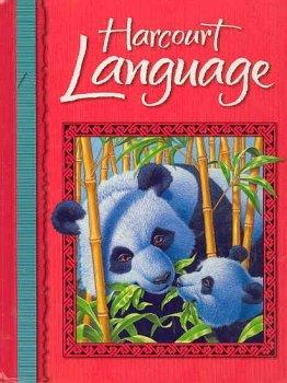 Harcourt Language Roger C. Farr