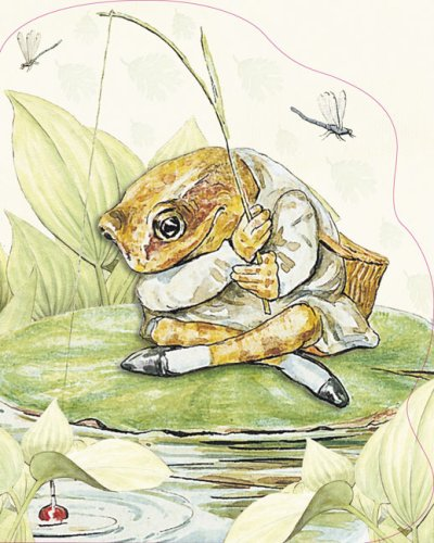 Mr.Jeremy Fisher Beatrix Potter