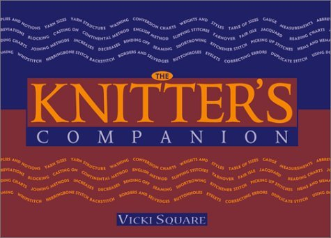 The Knitters Companion (Companion Vicki Square