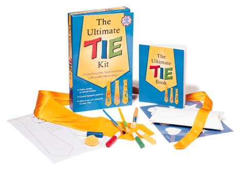 The Ultimate Tie Kit: Everything You Need To Create A Wearable Masterpiece  by  Conn McQuinn