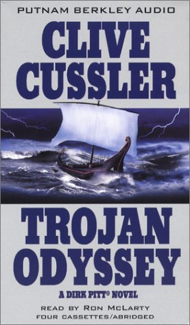 Trojan Odysey Abridged Cass  by  Clive Cussler