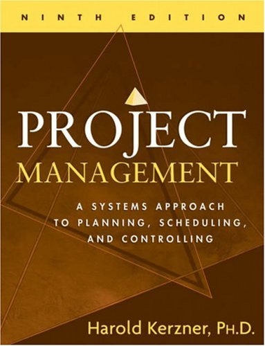 Kerzners Project Management Logic Puzzles  by  Harold R. Kerzner