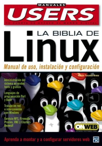 La Biblia de Linux Hector Facundo Arena